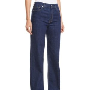 7 For All Mankind Alexa Wide-Leg Jeans